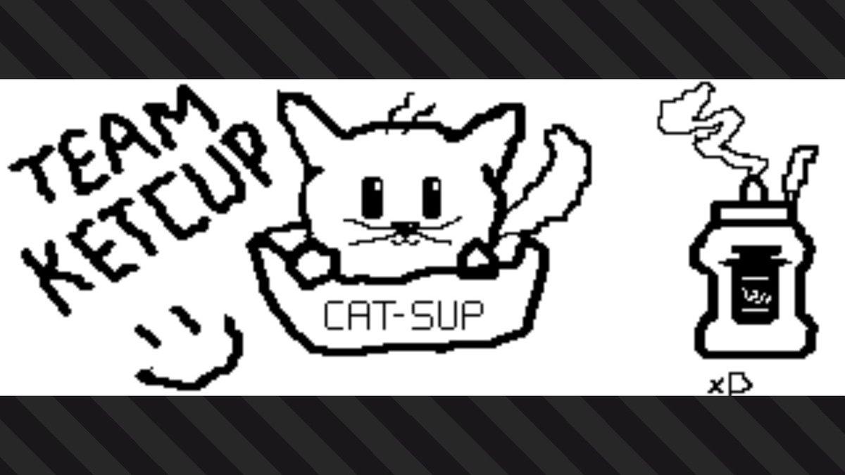 Replying to @esteban_xdcs: #TeamKetchup #SopaDeMichi #Catsup  #Splatoon2 #NintendoSwitch