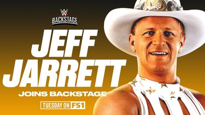 Grande nome é anunciado para o próximo WWE Backstage