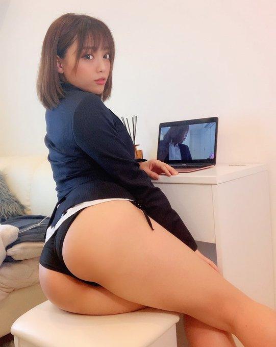 グラビアアイドル石川あんなのTwitter自撮りエロ画像15