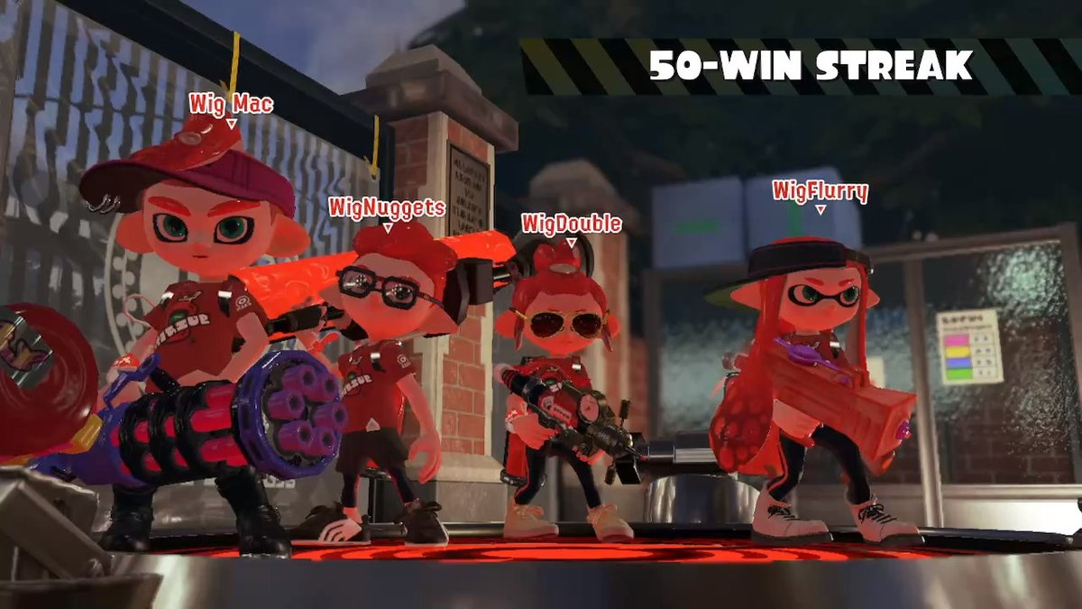 50 wins for ketchup with @Cotton_plays17 @Ronnie_Disciple @p0ckypanda #Splatoon2 #NintendoSwitch