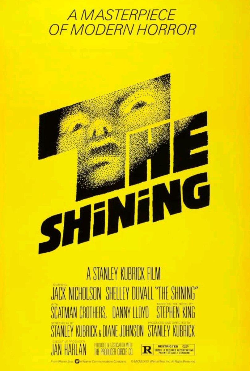 Released May 23, 1980(limited). #TheShining #JackNicholson #ShelleyDuvall #StanleyKubrick #drama #horrorpic.twitter.com/FxGjRU02CN