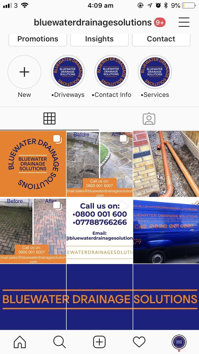 FOLLOW US ON INSTAGRAM @bluewaterdrainagesolutions NORTHWEST, UK •Contact us on:  0800 001 6007 OR 07788766266 •Email: sales@bluewaterdrainagesolutions.com<br>http://pic.twitter.com/vyjVKYhKGn