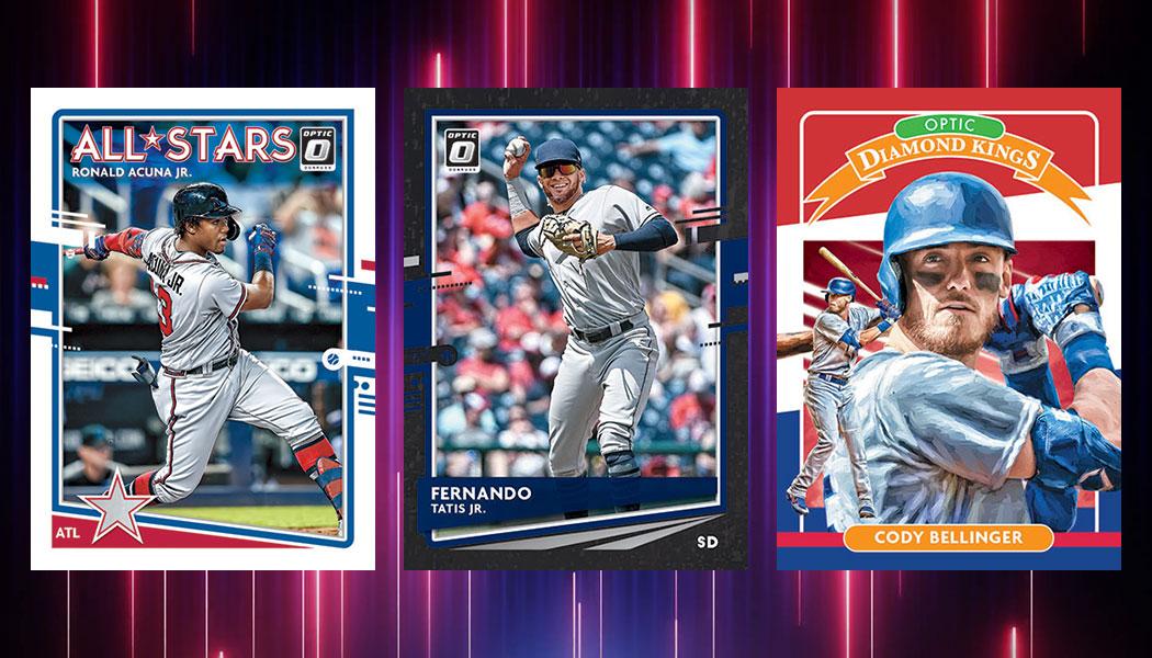 2020 Donruss Optic Baseball Brings a Modern Nostalgia Rainbow dlvr.it/RXBJzh