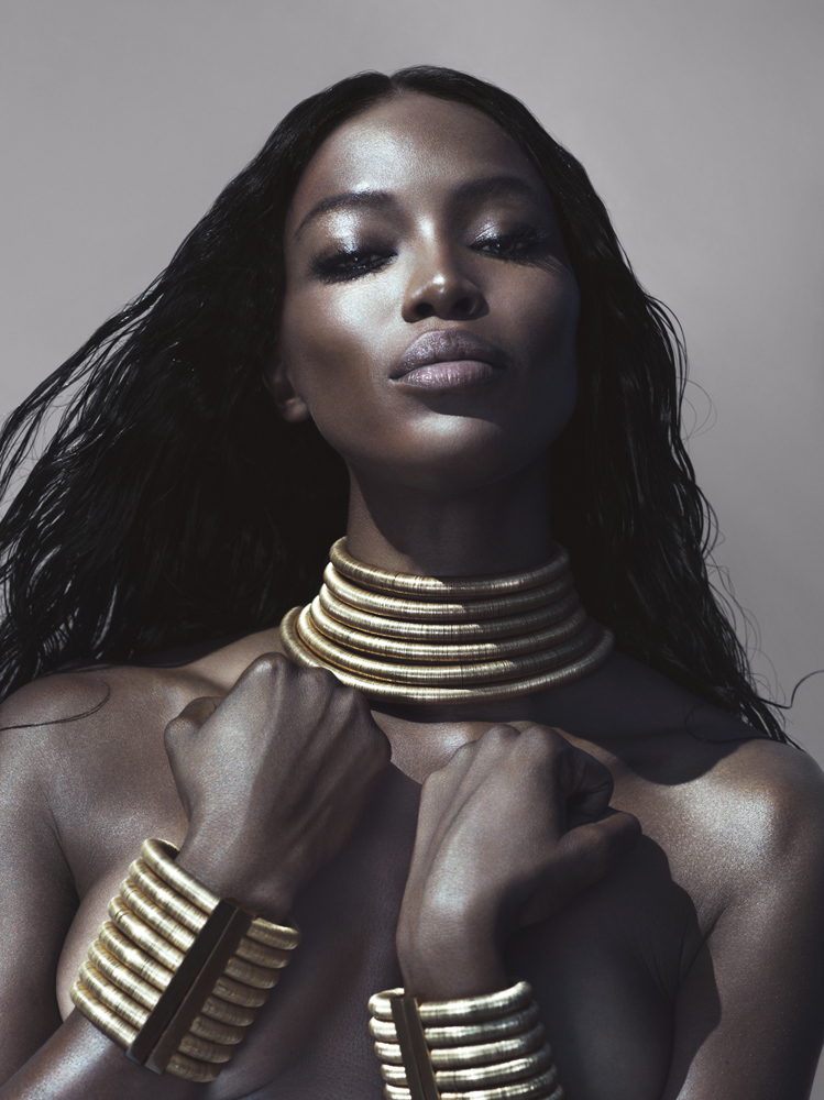 Now on Naija Reports Naomi Campbell: Embracing 50 | Happy Birthday To An Icon