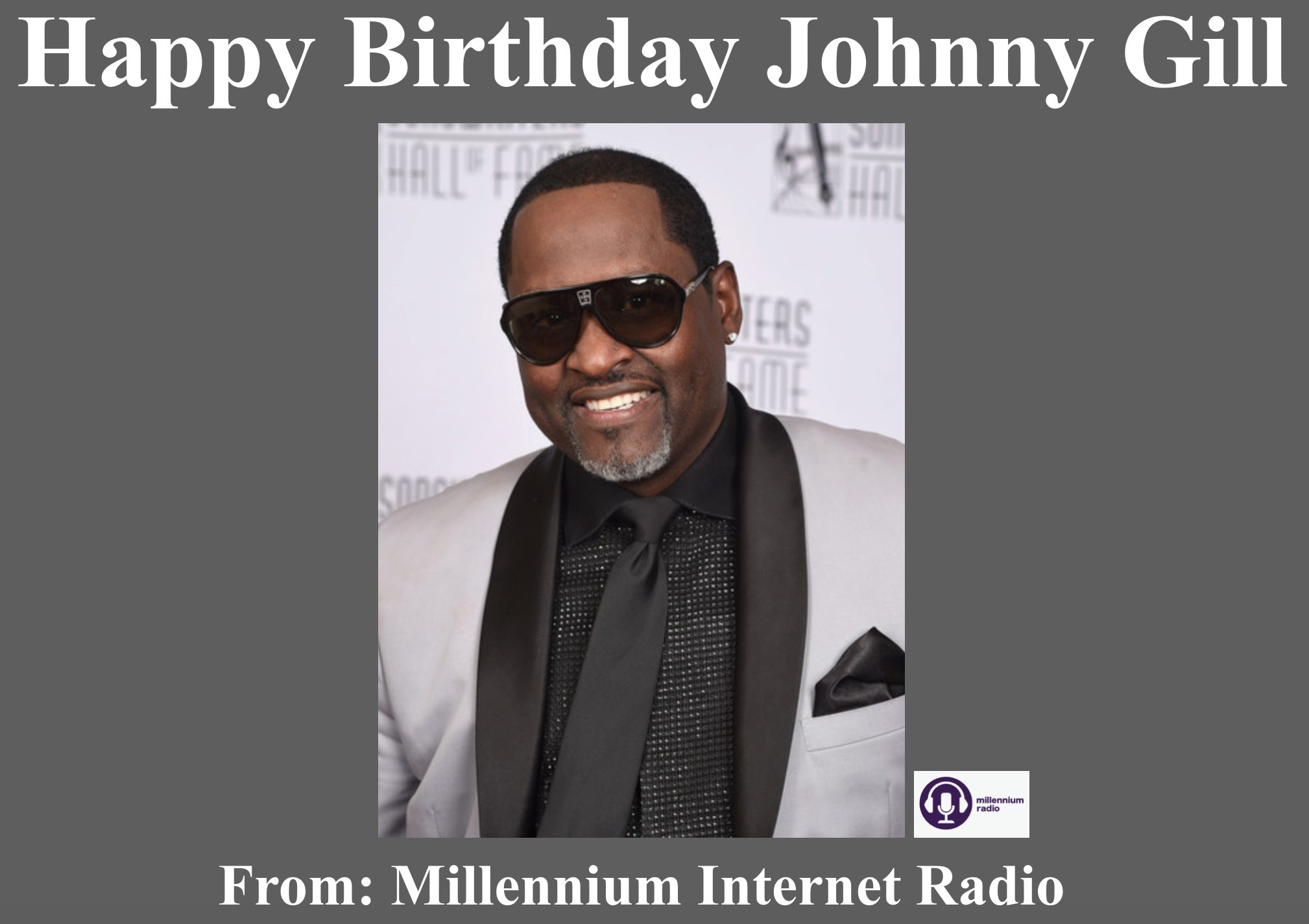Happy Birthday to singer, songwriter, and actor Johnny Gill!!