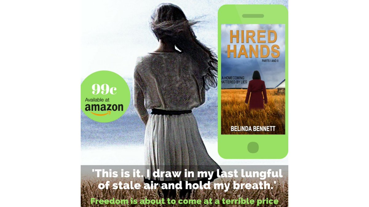 Claudia Burton was perfect in every way; not too demanding, flamboyantly welcoming and ultimately trusting. In other words, a born victim.   Hired Hands http://mybook.to/2parts  #weekendreads #CrimeFiction #thrillers pic.twitter.com/Xi70It8rkn