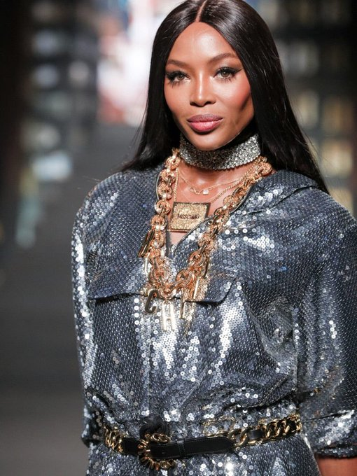 Happy Birthday Naomi Campbell!! 50 and fine!!
