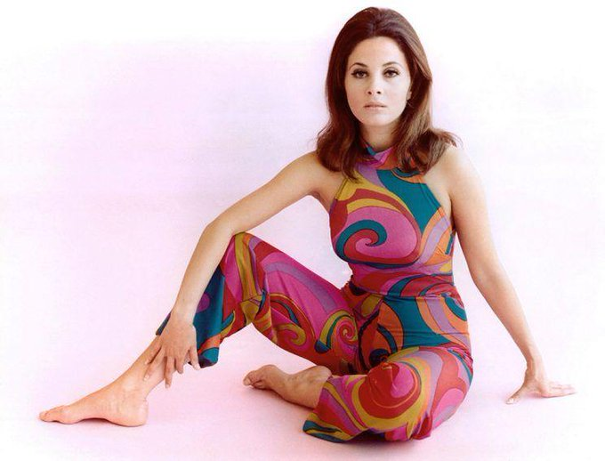 Happy Birthday to Barbara Parkins, seen here in a publicity pic from VALLEY OF THE DOLLS (1967).