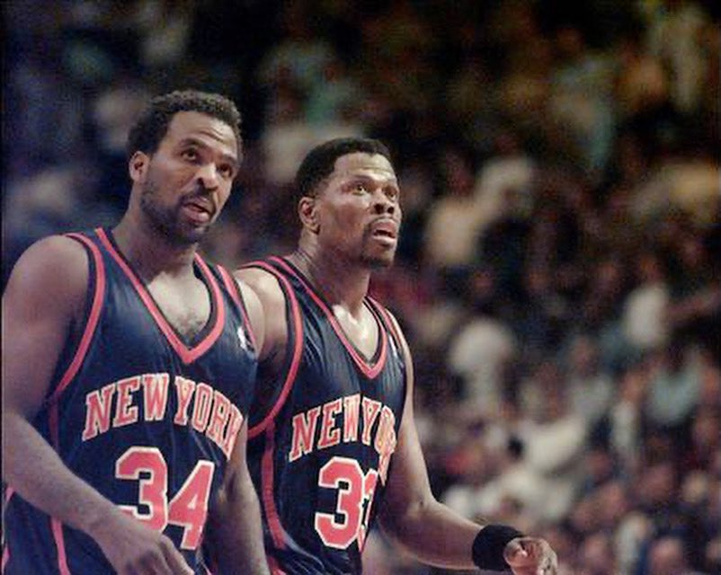 I went to war with you for ten years. I won't leave you on the battlefield now. Get well Patrick. More fights ahead. @CoachEwing33 #BrothersFight #PatrickEwing #GetWellBrother