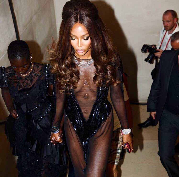 Happy Birthday to the Gemini Queen Naomi Campbell