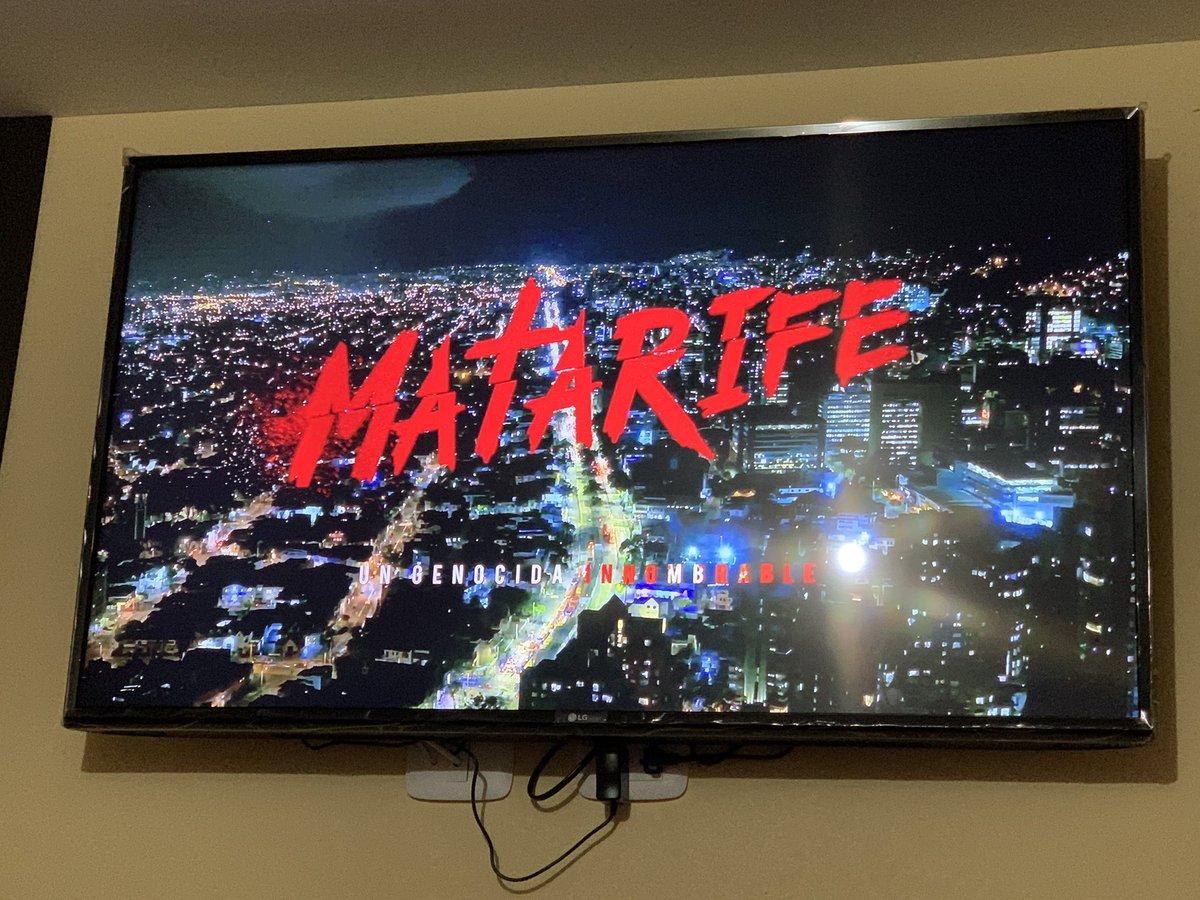 #MatarifeLaSerie  genial!!!! <br>http://pic.twitter.com/NGLejgTfCd