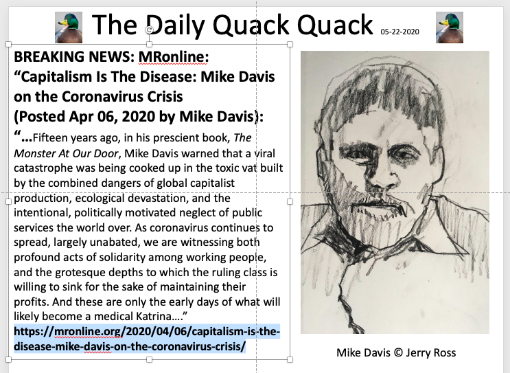 @nytimes The Daily Quack Quack 05-22-2020 https://t.co/po6R0b7Pl5