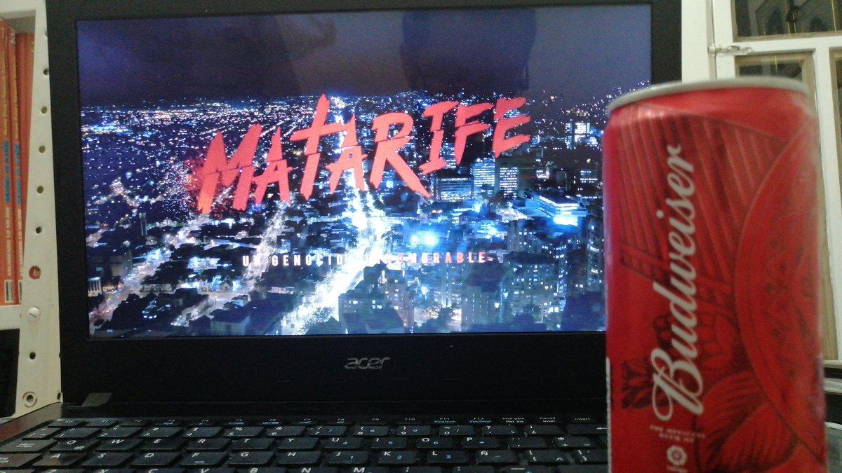 Ready! #MatarifeLaSerie <br>http://pic.twitter.com/AQIVgiWp3v