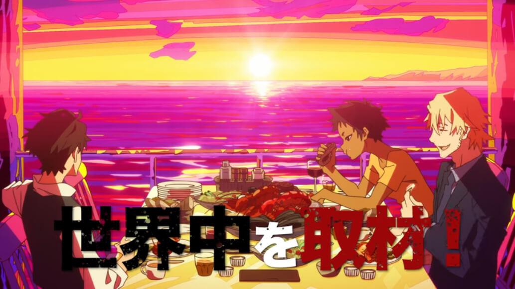 test ツイッターメディア - Great Pretender Tayangkan PV Baru, Ungkap Adaptasi Manga https://t.co/X1RhEIhNhQ https://t.co/S1sbMZKcfL