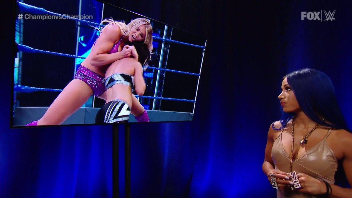 @WWE's photo on #ChampionvsChampion