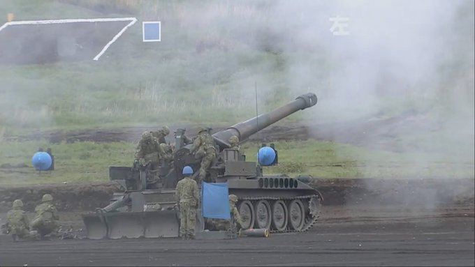 射 効力 大砲(兵器)