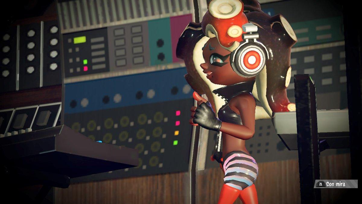 #Splatoon2 #NintendoSwitch #splatfest MARINA QUEEN
