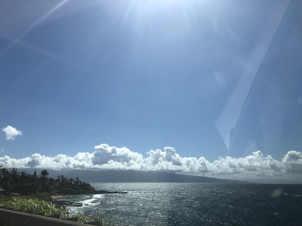test Twitter Media - Mostly clear and beautiful on the north shore. #CMWeather #Maui #MagikalMaui #MauiStrong #MauiNokaoi https://t.co/z3G9emoJlk