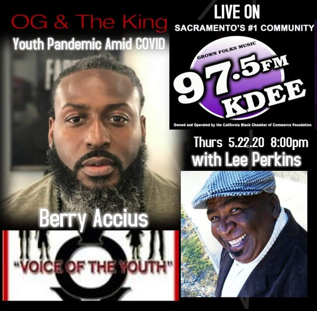 Og and The King Segment today at 8pm with myself and Og @leeperkinsradio The #impact is Always Real....... https://t.co/N1Kt0n4nUl