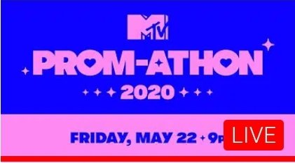 TROJANS!! Are you ready for #prom? 😁  Tune-in RIGHT NOW to #MTVPromathon  on YouTube and have a great time!! #ClassOf2020 #registertovote