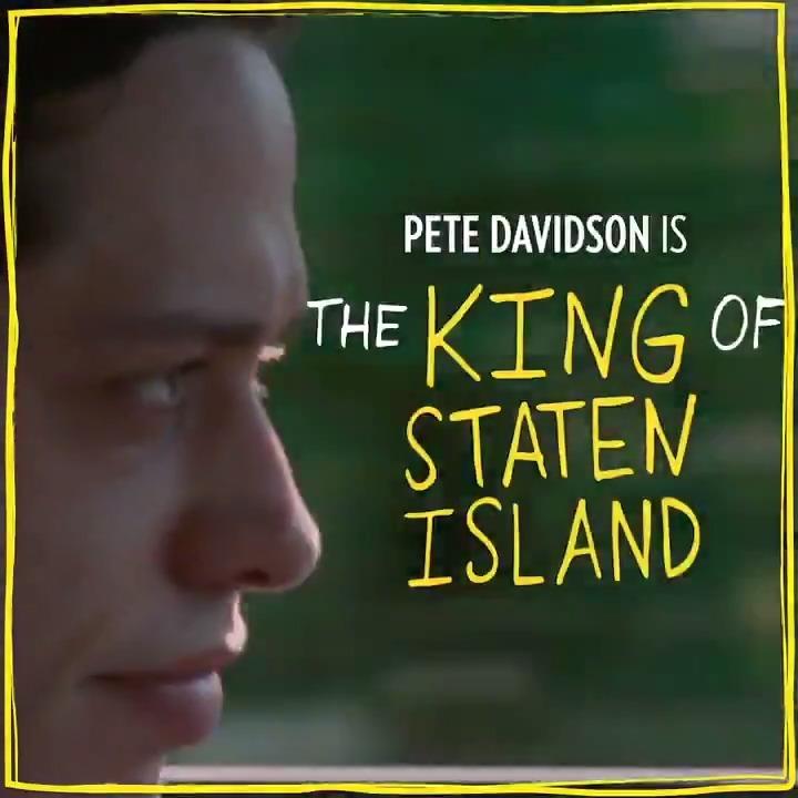 3 weeks. #TheKingofStatenIsland is on demand everywhere june 12.