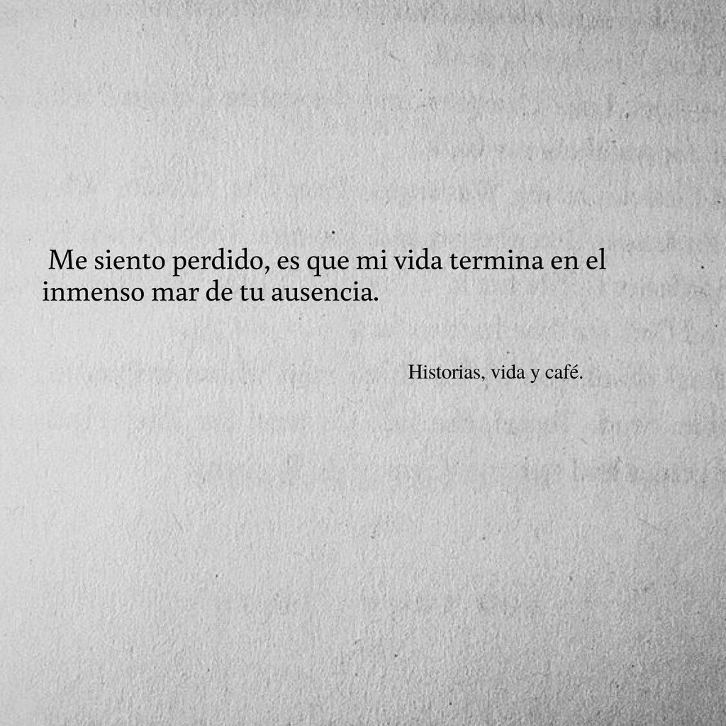 Ausencia. .⠀ .⠀⠀ .⠀⠀ .⠀⠀ #frases  #historiasvidaycafe #Leer #escritor #poemas #Libro #café #Panamá #poema #citasdeamor #leoycomparto #poesias #micropoesias #letrasenversos #acciónpoética #amorleer #nochedepoemas #librosrecomendados #librodepoesia #microrrelatos pic.twitter.com/ycJ3ReJRgN