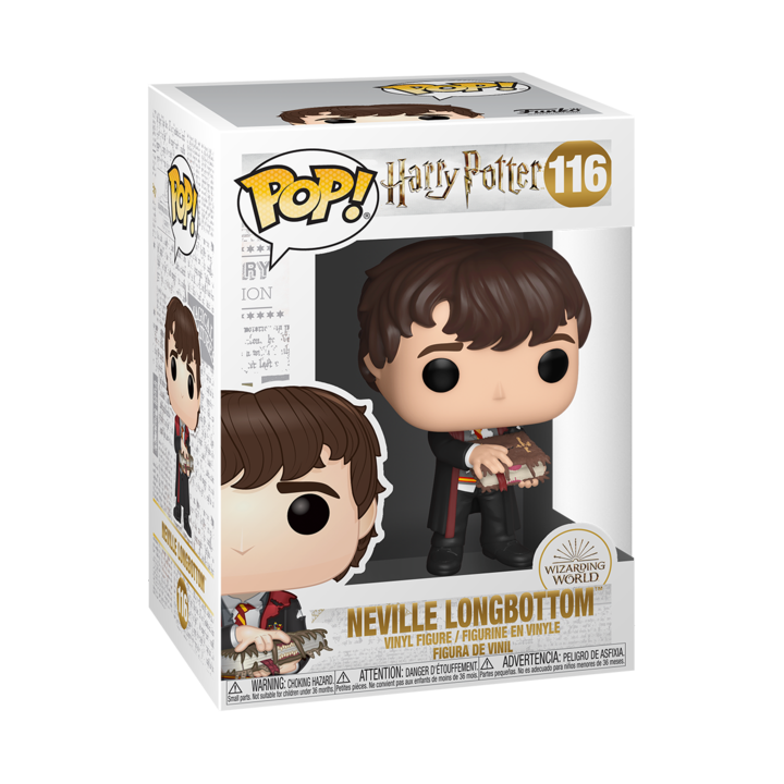 RT & follow @OriginalFunko for the chance to win a Neville Longbottom Pop! bit.ly/2ALMMTx