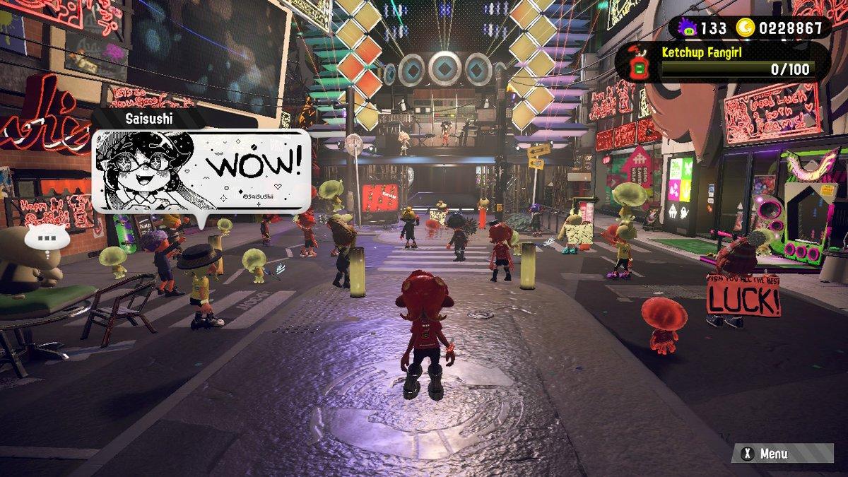 #splatart #Splatoon2 #NintendoSwitch