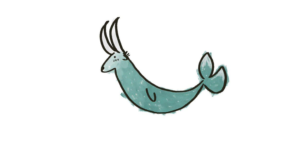 Capricorn (goat-fish thingy)