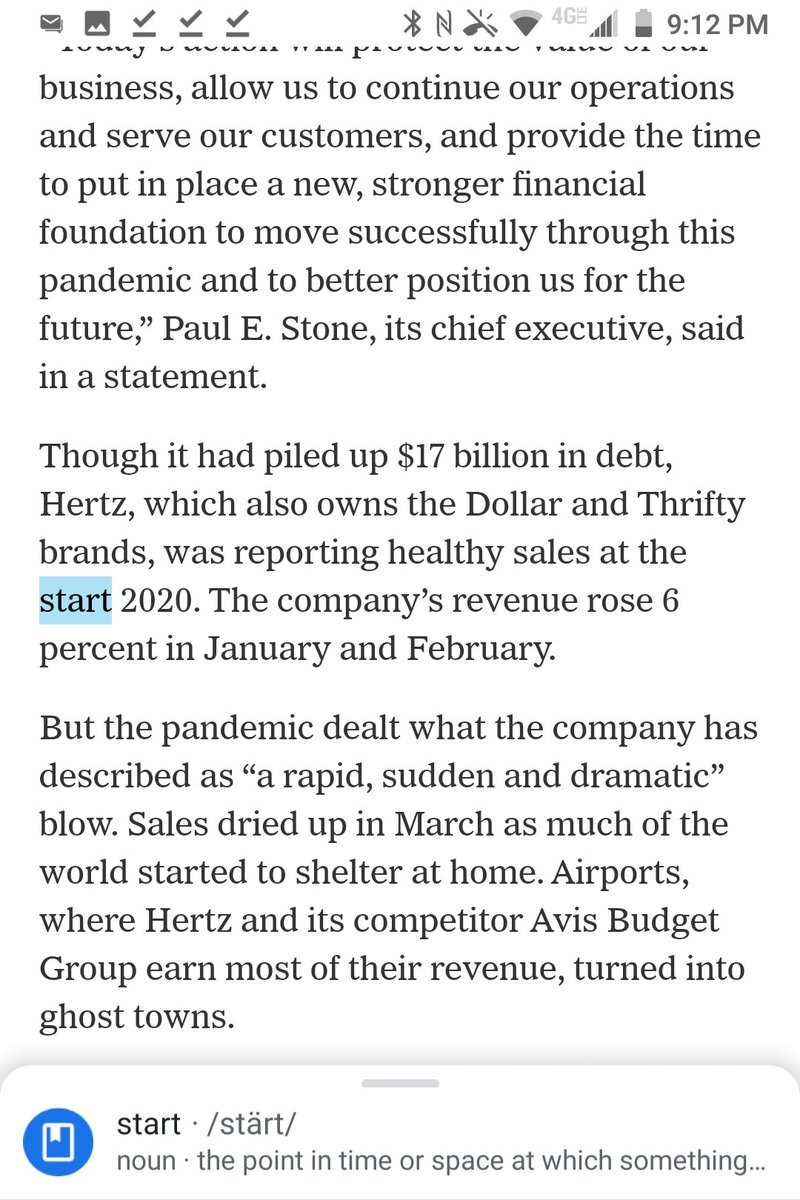 "@nytimes ""reporting healthy sales at the start 2020"" is ungrammatical for lack of ""of"" before ""2020.""  @NirajC https://t.co/jbEDrkF6qv"