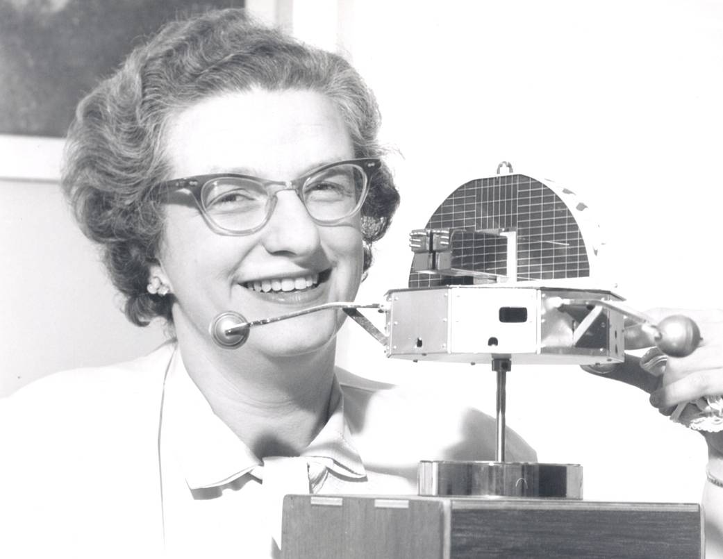 Were proud that @NASARoman bears the name of a real and fascinating person, Nancy Grace Roman, and that the mission helps more people get to know of her, as did the Sojourner Mars rover and Sojourner Truth. Roman: go.nasa.gov/2zfimsw Sojourner: go.nasa.gov/2sNuDej