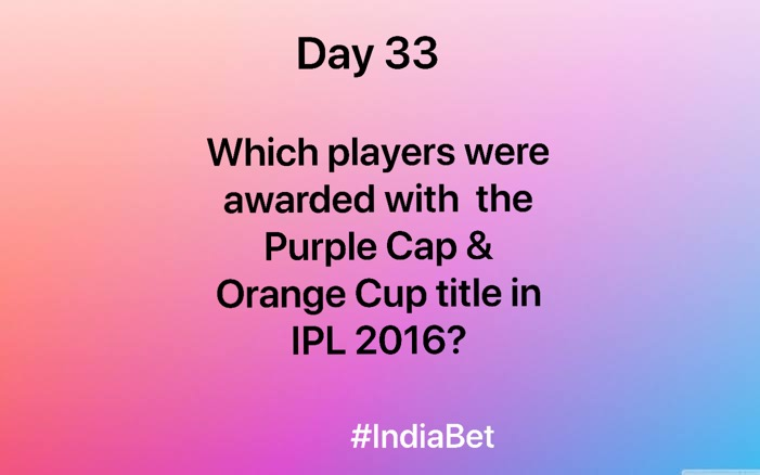 Day 33!   Do you remember this? If yes, comment and let us know and also win 3000 IBR!   #ContestAlert #SportsBiz #CricketQuiz #IPL2016 #VIVOIPL  #Gaming #MobileGames https://t.co/hy91qJ95Wp