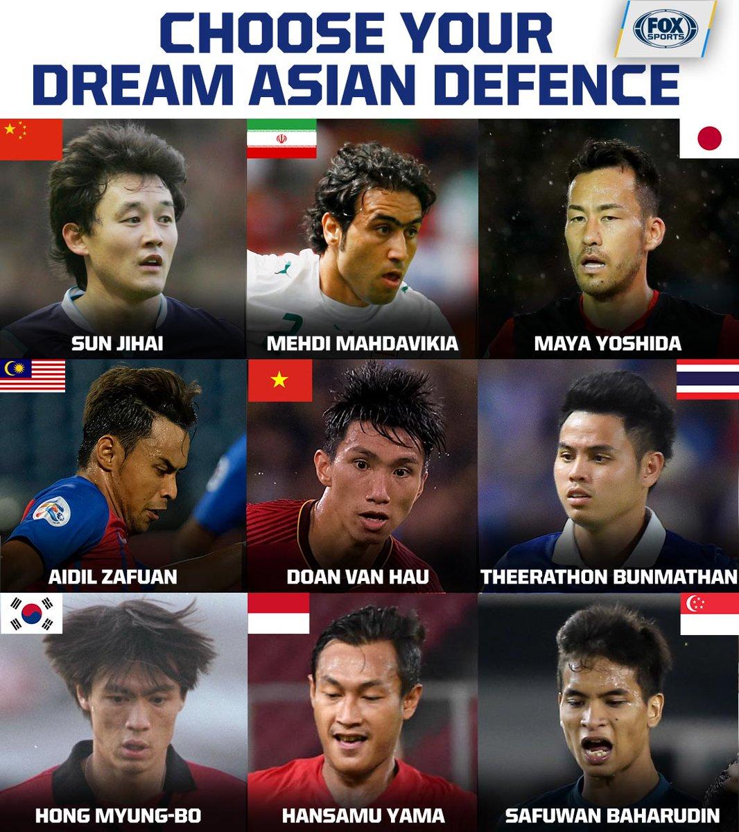 Văn Hậu lọt danh sách bình chọn hậu vệ hay nhất châu Á