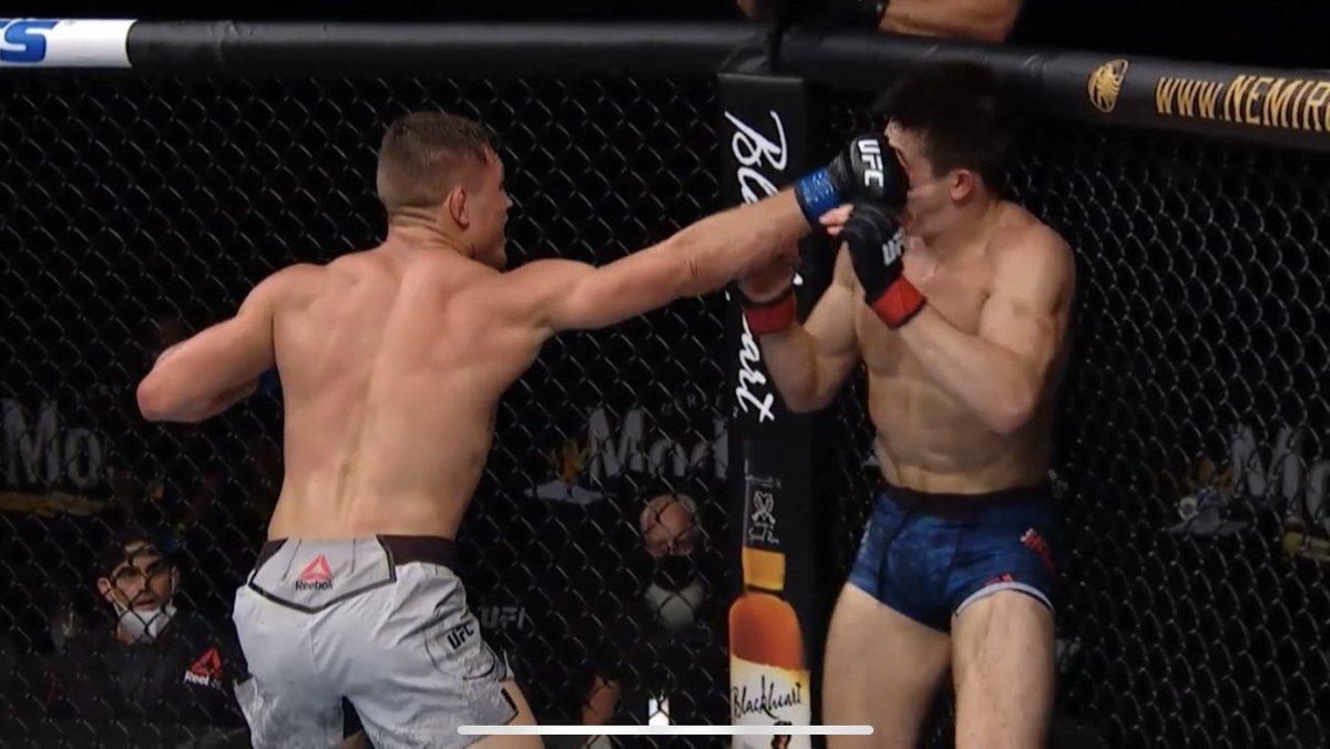 @DrewDober massive win over Alex the Great last week - only just caught the fight 👊🏻 now on @UFCFightPass @UFC_AUSNZ https://t.co/vVgiJk1Bl8