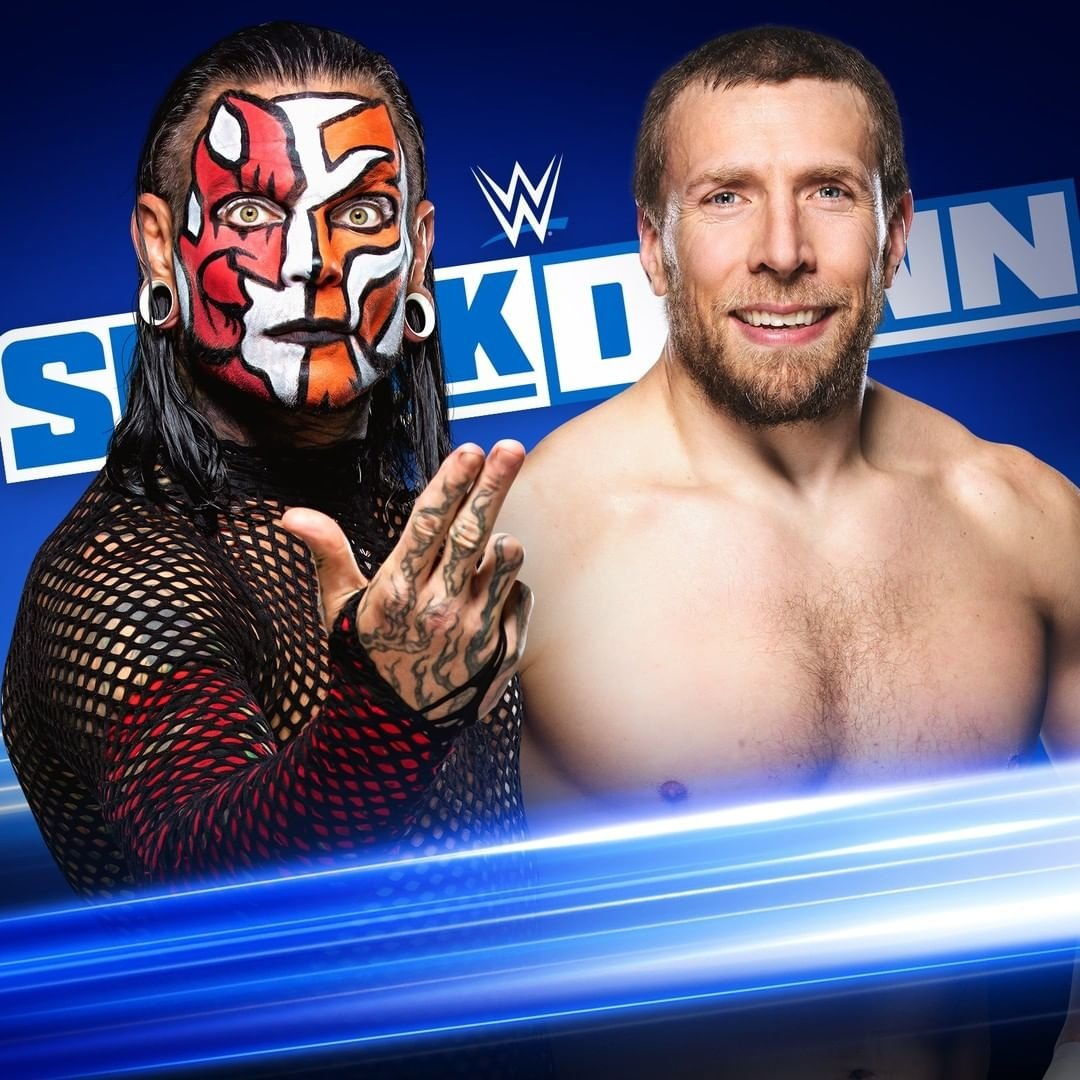 Catch the semifinal round of the #ICTitle tournament next Friday on #SmackDown !<br>http://pic.twitter.com/eD3OMnPhJU