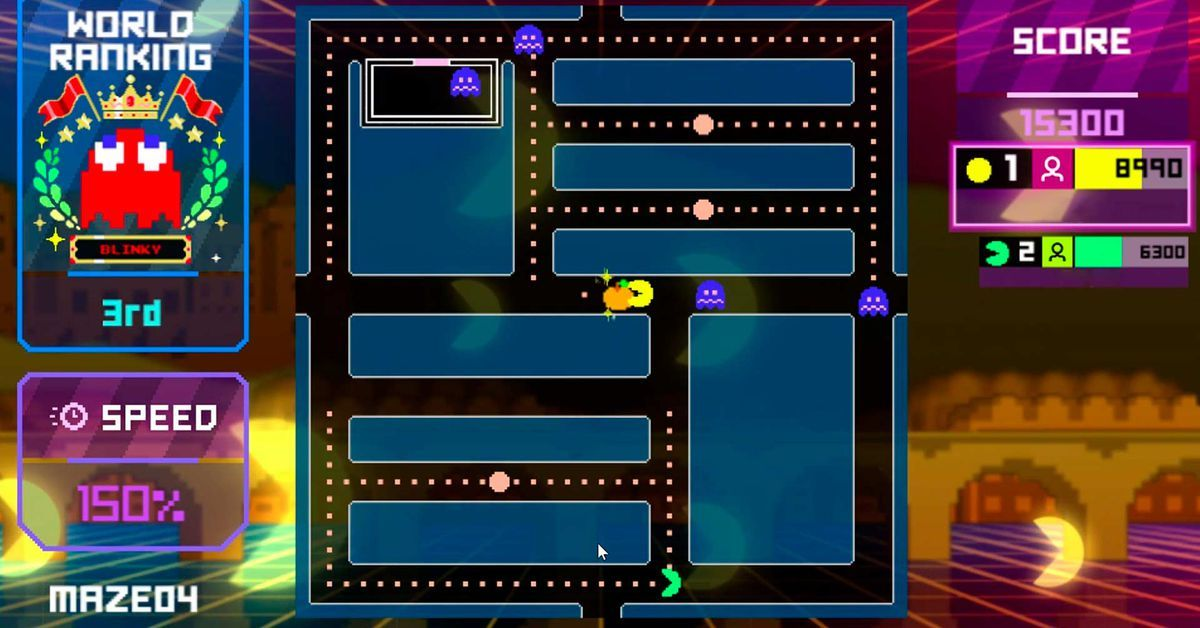 #PacMan will be playable on #Twitch starting this June via @verge https://t.co/41a7hN3mYx https://t.co/e0BGSTMQ9k