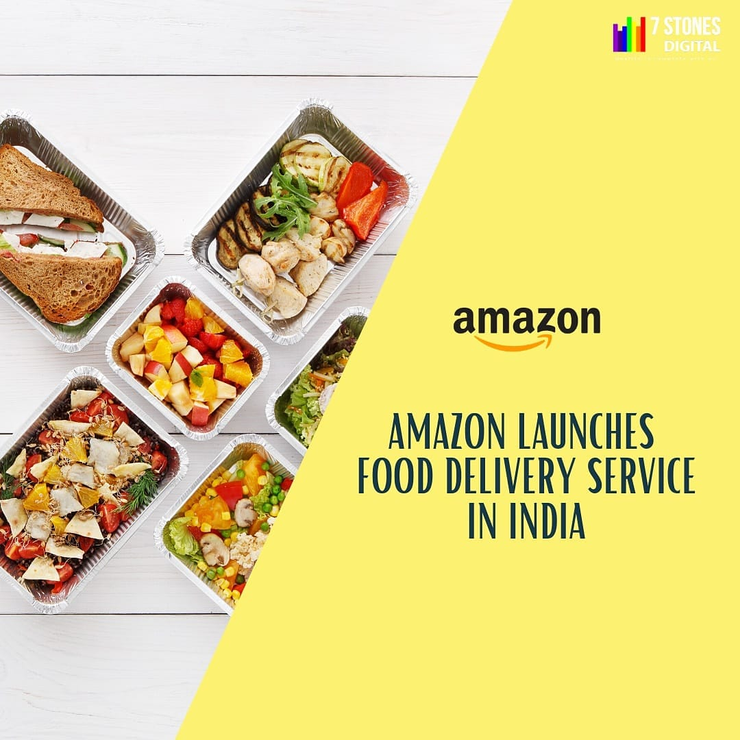 AMAZON HANDS FOR SAFE FOOD! Amazon takes up food delivery services with Hygiene certificates ,which gives a hand to local restaurants and cloud kitchens facing turndowns.   #COVID #foodpartners #amazon #fooddelivery #swiggy #zomato #amazonfood #foodhygiene  #staysafe #7sdpic.twitter.com/nRe1JX4pnJ