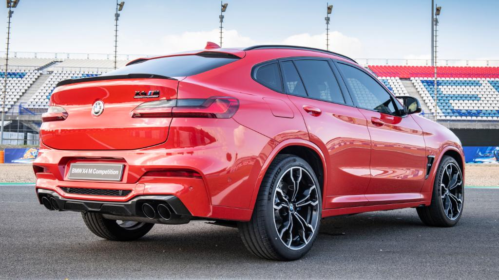 The basis of a powerful life. The #BMW X4 M Competition.  #TheX4M http://b.mw/disclaimer_X4Mpic.twitter.com/yxMA2ojdRW
