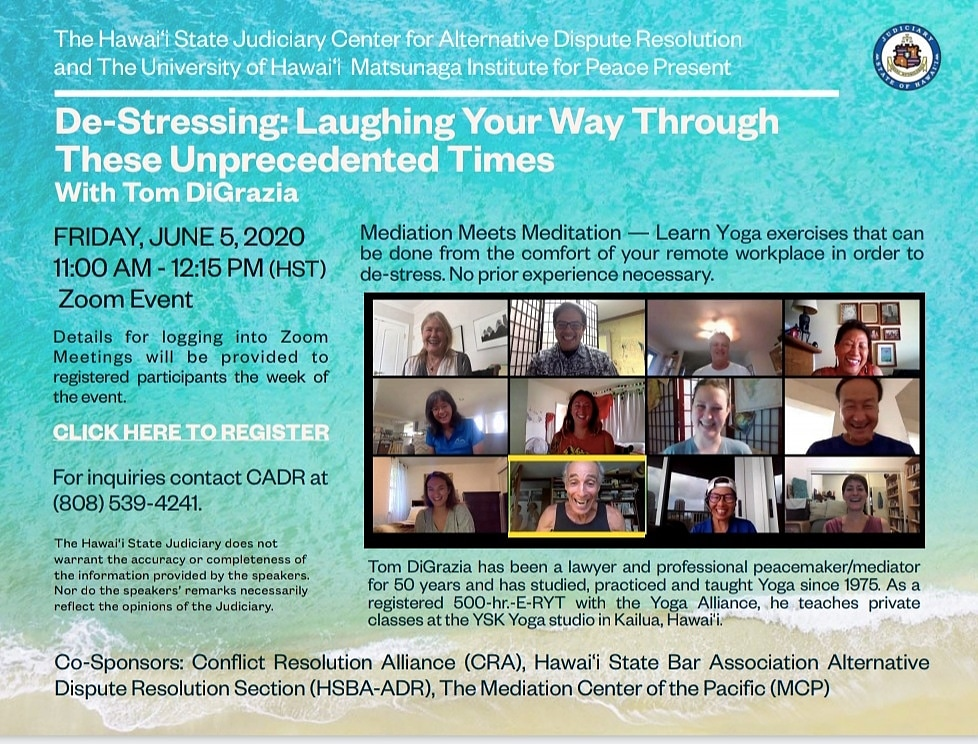 "Image for the Tweet beginning: ""De-stressing: Laughing Your Way Through"