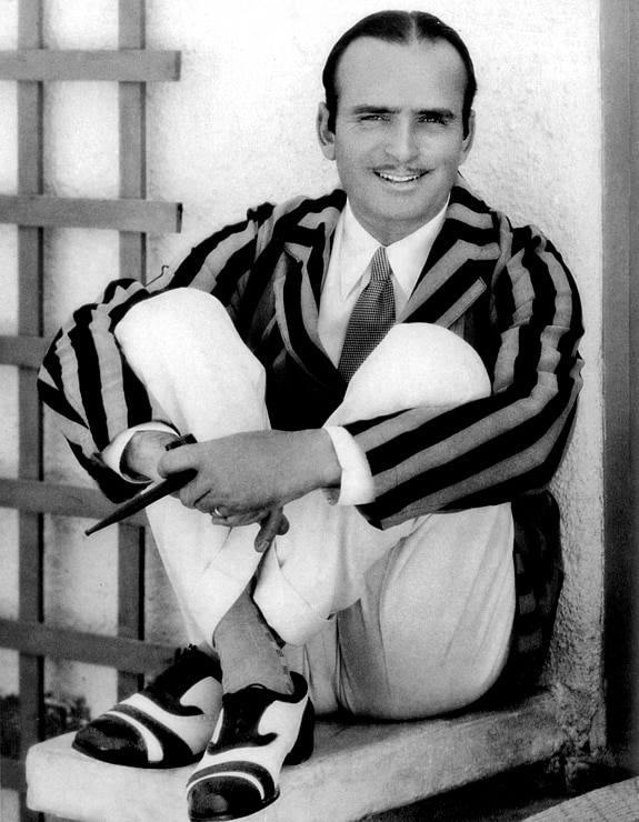 Make yourself a gift and watch some of #DouglasFairbanks best movies. All of these are astounding. The mark of Zorro The Thief of Bagdad The Gaucho The Black Pirate The Matrimaniac The Nut The Three Musketeers The Iron Mask The Private Life of Don Juan (talkie)