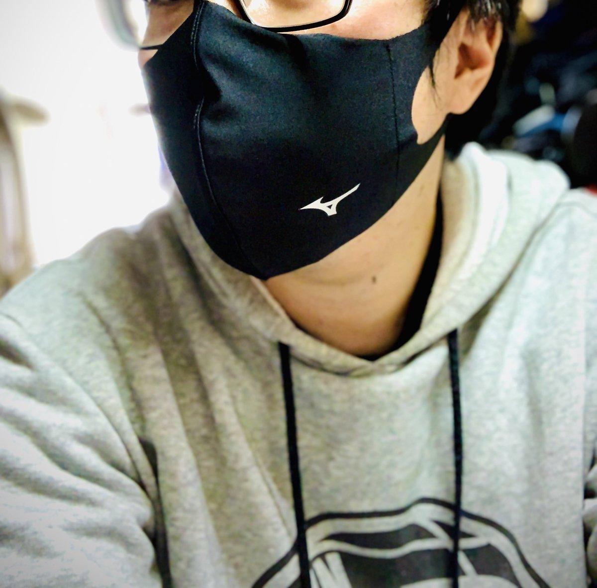 ミズノ マスク ツイッター シャープにミズノ「人気マスク」忘れたころに当選
