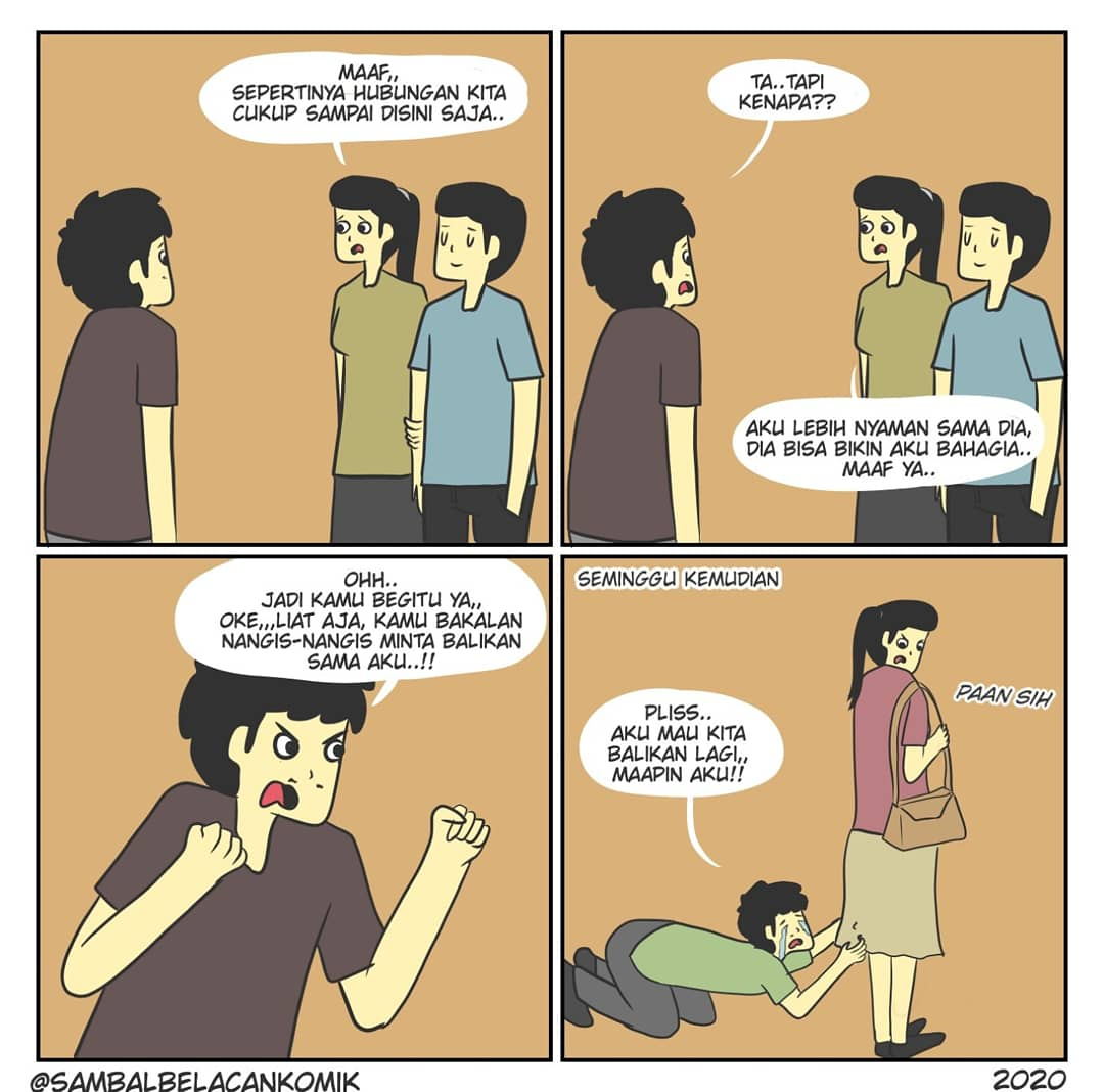 Pfffftt #sambalbelacankomik #komikriau #komikanu #komikinajah #komikinaja #komikharian #komiktjp #komikzero #komiklokal #komiklokalindonesia #komikpolisi #komikasli #komikbosque #ngomikyukid #ngomikyuk #idntoon #ind_comic #comicstrip #webcomic #stripcomic #komedi #dagelanpic.twitter.com/ywx1Vvy9Ls