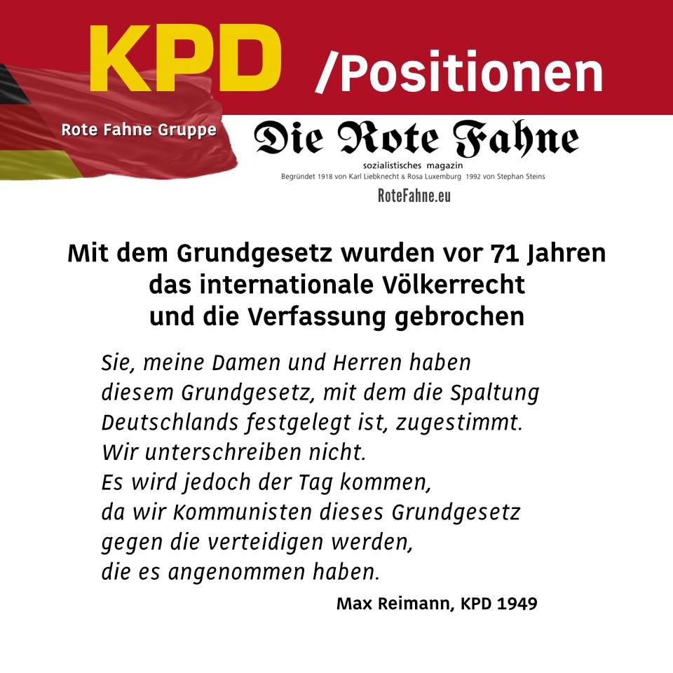 #Grundgesetz