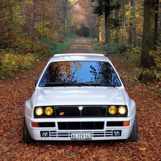 Good Morning… With …  (1991 - 1993) Lancia Delta Integrale … Evoluzione  ... ... A Great Sunday   #GoodMorning #MorningSunday  #Lanciapic.twitter.com/25CGgMxCAo