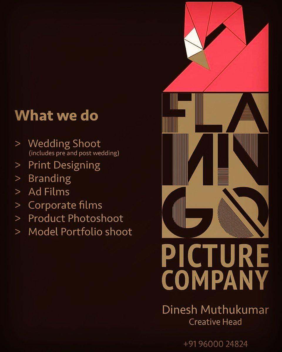 We do..   #weddingshoot #printdesign #AdFilm #branding #brandingdesign #brandingphotography #corporatefilm #productphotoshoot #modelportfolio #shortfilm #musicrecording #songrecordingstudio  Contact uspic.twitter.com/UMY0roijzi