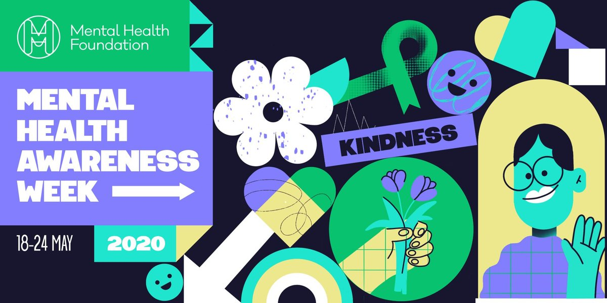 🤗 | Be kind to yourself. If you're struggling with your mental health, you're not alone and help is available. Take a look at this list of resources and support services and reach out 👉🏻 orlo.uk/MentalHealthSu… #MentalHealthAwarenessWeek #KindnessMatters
