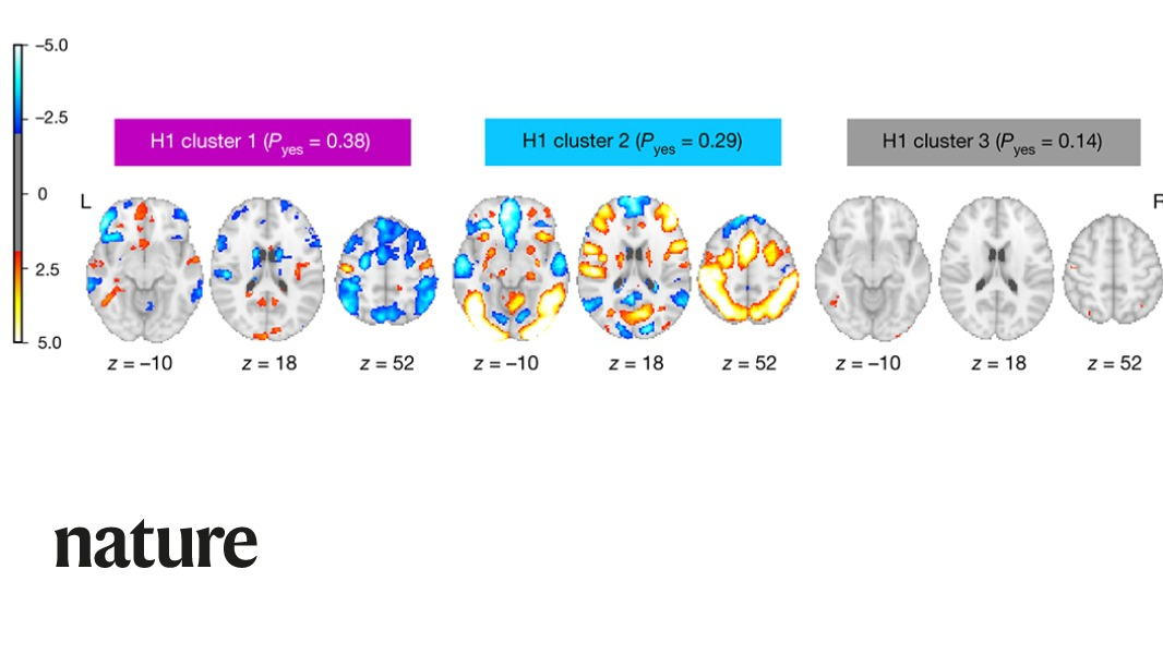 A study in Nature finds significant variability in both the analysis of a single neuroimaging dataset as well as in the resulting conclusions when it was distributed to seventy teams around the globe. go.nature.com/3cS9B6b