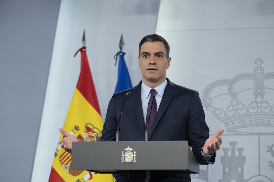 💥 OFICIAL   Pedro Sánchez anuncia que @LaLiga volverá la semana del 8 de junio https://t.co/ORKzSI05LX