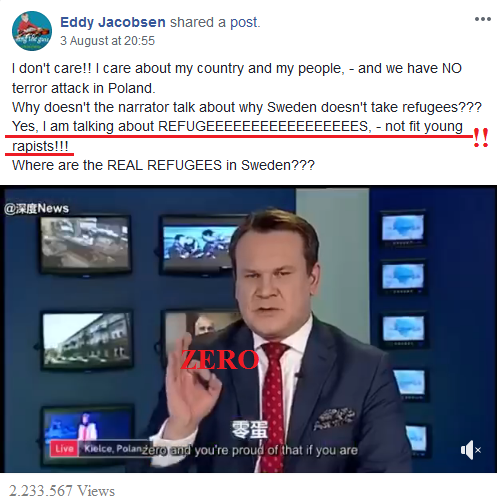 And so does @Poland @PremierRP @Castorama_PL  @erna_solberg Doesn't like Polish diplomats and evict them. Neither she likes Polish politics.  And she wants to REDUCE - not INCREASE!! - the military capacity. Is she stupid, - also? https://twitter.com/ingridcarlqvist/status/1264102111614242820…pic.twitter.com/pPaarU3HIS