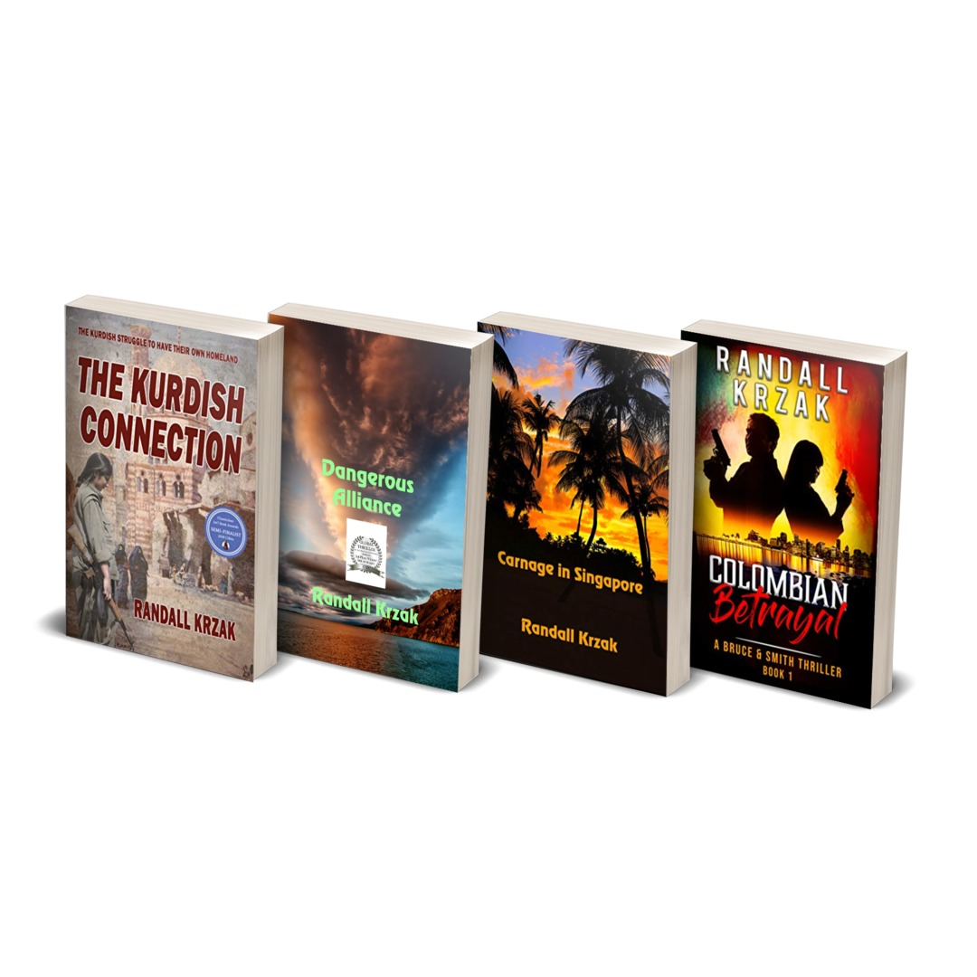 Looking for something different to read this #MemorialDayWeekend? Why not check out one of my #thrillers? Available across the Amazon network. pic.twitter.com/E31kBptXw4
